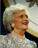 Barbara  Bush | Houston, Texas | WAZ.Trauer.de