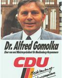 Portrait von Alfred Gomolka