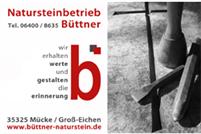 Steinmetzbetrieb Büttner GmbH