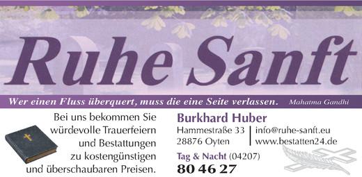 Bestattungen Ruhe-Sanft.eu / Bremen