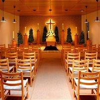 Unsere Feierhalle bietet Platz für 50 Personen