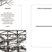 """Innenansicht """"Mein Trauerbuch"""""""