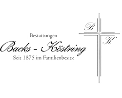 Backs - Köstring Bestattungen